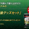 アサヒビールオリジナルの「東京2020 オリジナル応援グッズセット」
