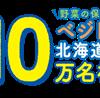北海道のじゃがいもが10万名様に当たる!